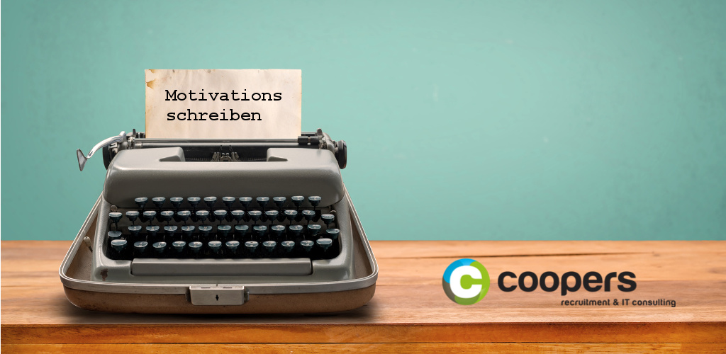 Top 5 Cover Letter Tips | Coopers Group AG
